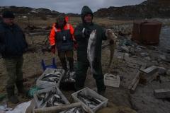 Ловля морской рыбы в Мурманской области