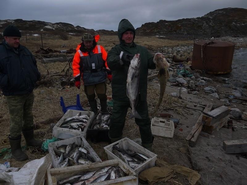 Отчёт о весенней рыбалке 2017