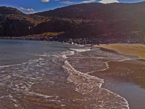 Такой бы пляж в Крым............