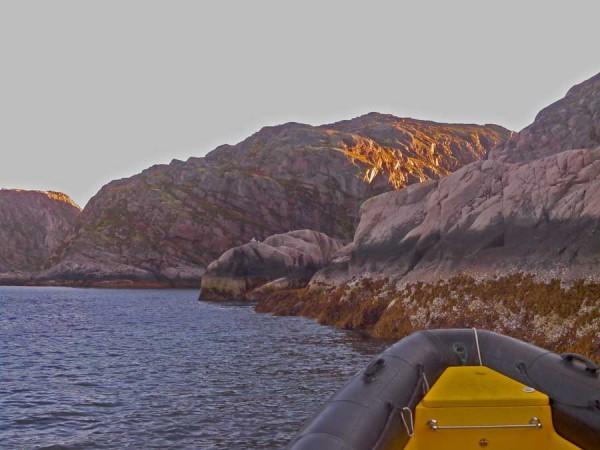 Родные скалы, родные берега...