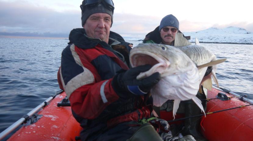 морской сезон рыбалки