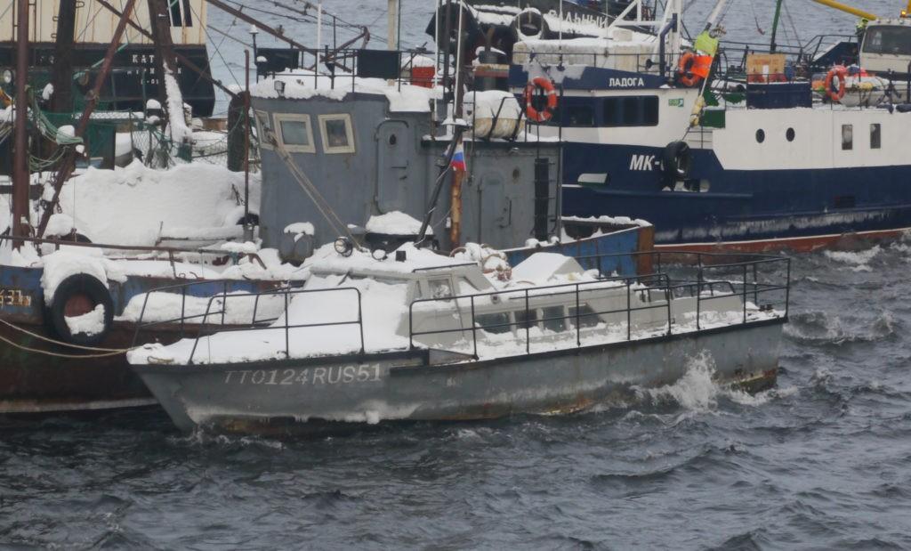 Морская рыбалка в Мурманске на катере Соколенок