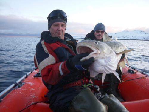 Морская рыбалка Ноябрь 2017