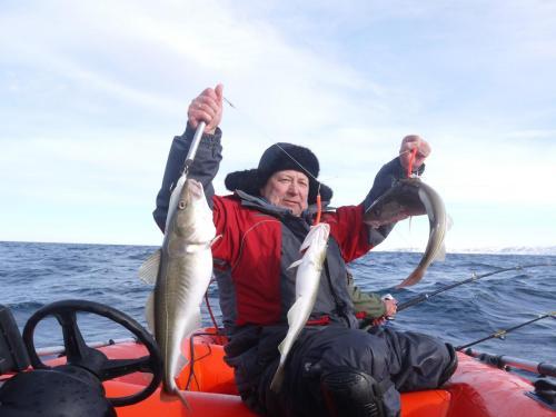 Рыбалка в октябре 2017 Выевнаволок